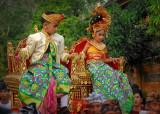 Ceremony, Bali, Indonesia