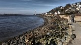 Blankenese beachwalk