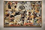 A los toros, 1961, artist: Wolf Vostell