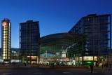 Main Railway Station Berlin