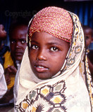 Refugee camp, South of Mogadishu, 1993