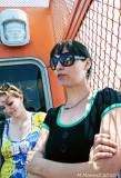 Coney Island Ferry Cage