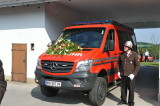 100 Jahre Freiwillige Feuerwehr Klingfurth, 1. Mai 2014