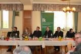 Das Podium des Kammertages in Gutenstein
