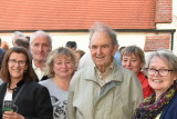 95-jährigen August Scherz