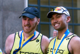 Boston Marathon 2016 - Blind Runners