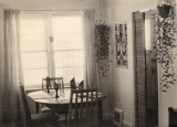Dining Room, first house, 1972-1977