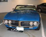 Pontiac Firebird (late 60's, early 70's ?)