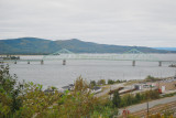 Bridge from Restigouche, Quebec to Campbellton, New Brunswick