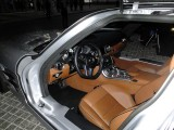 Mercedes 'Gull Wing' 6.2 litre AMG interior