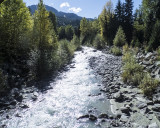 Fitzsimmons Creek, Whistler, BC