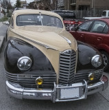 1947 Packard Clipper.