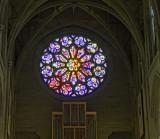 Rose Window at Grace