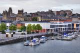 View of Bristol Docks
