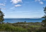 Point Iroquois Lighthouse back yard