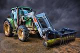 Tractor drama