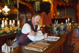 Barkeeper at the Longbranch Saloon