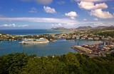 Castries Harbor, St. Lucia