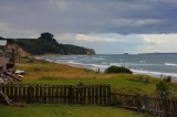 Our family holidayed here on this 6 kilometre surf beach