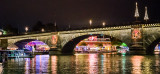 New Years Eve at the London Bridge