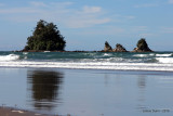 Whangamata is in the Bay of Pleanty - on the SE coast of the Coromandel Peninsula in NZ