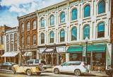 Franklin, Street Scene