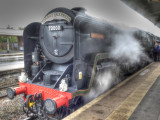 BR Pacific Class N0 70000 Brittania
