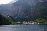 8-21-2015 Aurlandsvangen Norway - just a few nautical miles from Flam
