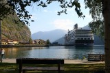 8-22-2015 Flam and Eurodam from the park