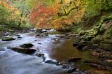 The Barle River on Exmoor