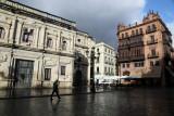 Moment of sunshine, Seville