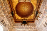 Ceiling, Alcazar, Seville