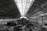 Ceiling, Atocha Train Station