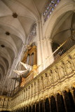 Pipe organ, Toledo Cathedral