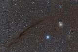 NGC 4372 and Dark Lane Doodad