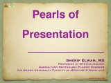 How to Present a Talk