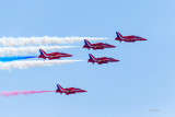 Red White and Blue - Red Arrows - 7058