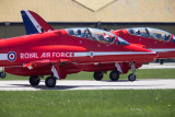 Royal Air Force - Farewell - 7598