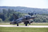 Mirage 2000 - Pulling on the stick - 7853