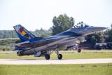 Belgian F-16 at Landing - 9421