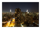 New York from a rooftop - 9015