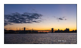 East River at 6:33am - New York - 7536