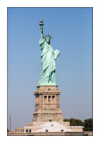 Facing the Statue of Liberty - New York - 9299