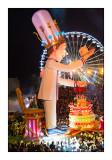 Le roi fête ses 130 ans - Carnaval de Nice 2014 - 3592