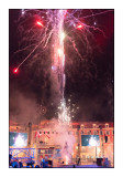 Feux d'artifice - Carnaval de Nice 2014 - 3704