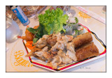 Délicieuses entrées aux Baguettes de Bambou - Nice - 3788