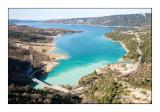 Lac de Sainte Croix - 1044