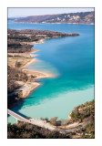Lac de Sainte Croix - 1047