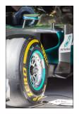 Mercedes - F1 GP Monaco - 1608