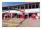 Ferrari's stand - F1 GP Monaco - 2338